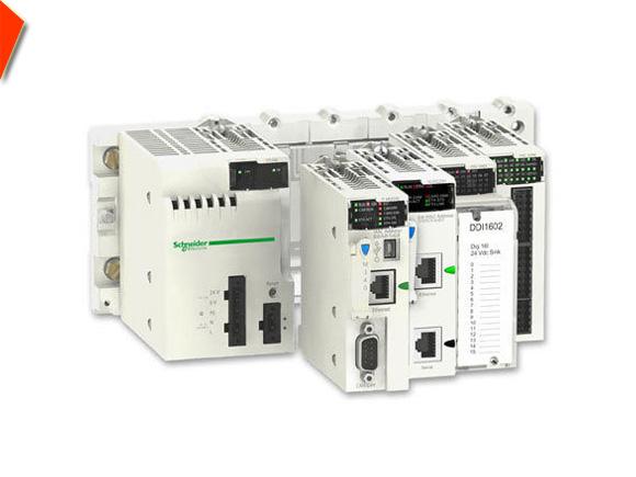 Bộ điều khiển lập trình PLC Modicon Schneider
